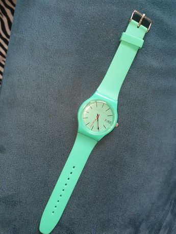 Часовник  New Yorker green