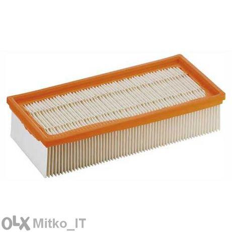 KARCHER филтри за прахосмукачки-Малък -NT25/1,NT35/1, NT45/1, N