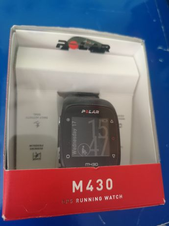 Пулсометър M430 GPS running watch за професионални тренировки
