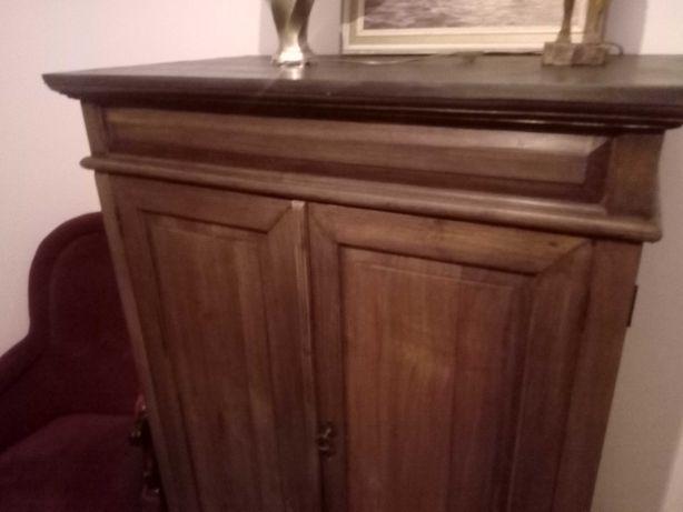 Dulap lemn masiv stil Biedermeier antic