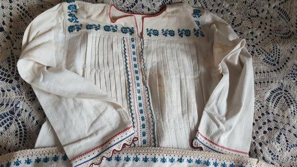 Автентични ризи от народни носии-3 броя