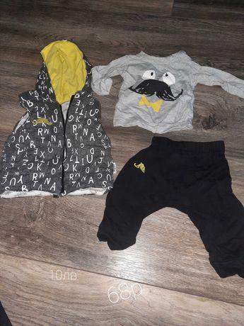 Бебешки дрехи 03-06