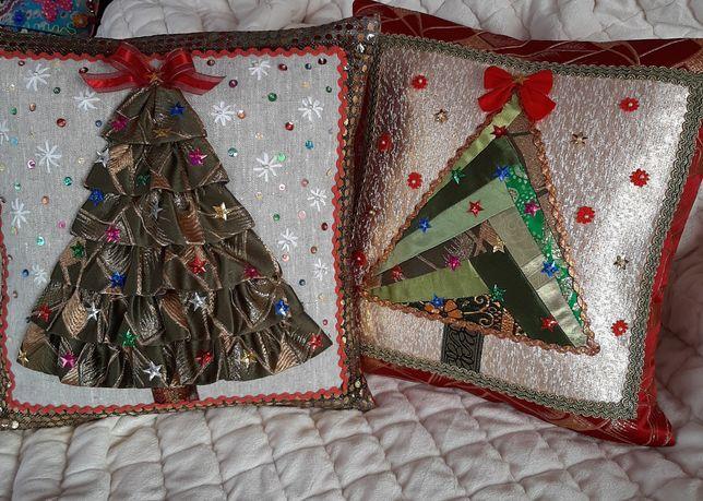 Подушки , новогодний декор,  подарок, подушки