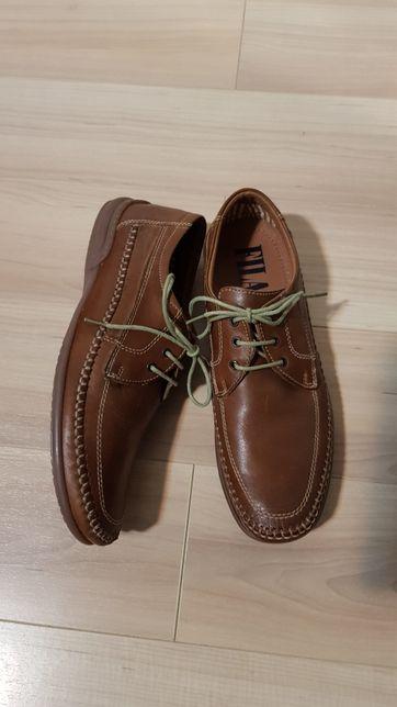 Pantofi barbati,noi Filanto, piele naturala,40
