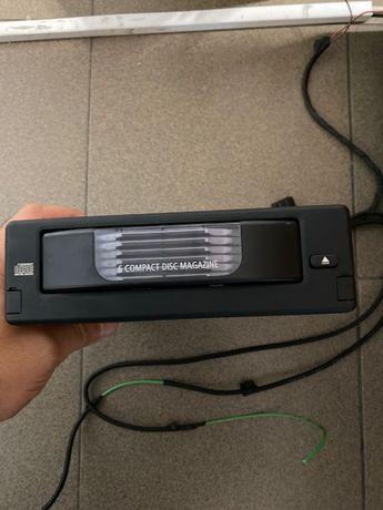 СД чейнджър за е60- 6 диска