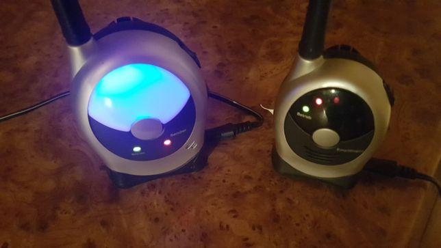 Sistem supraveghere bebeluși/copii audio wireless