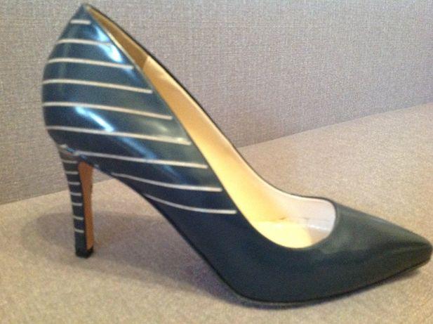 туфли цвет черный