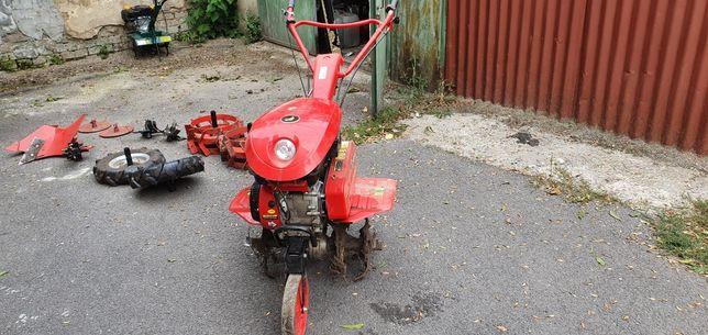 Vând Motocultor Profesional Ruris Zimbru 6559 ACC