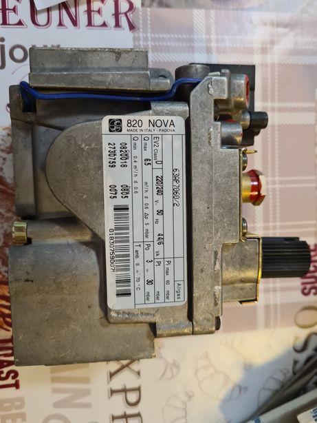 """Valva de gaz 820 NOVASIT, 230V, 50Hz, racorduri ½"""", SIT 0.820.010 - 10"""