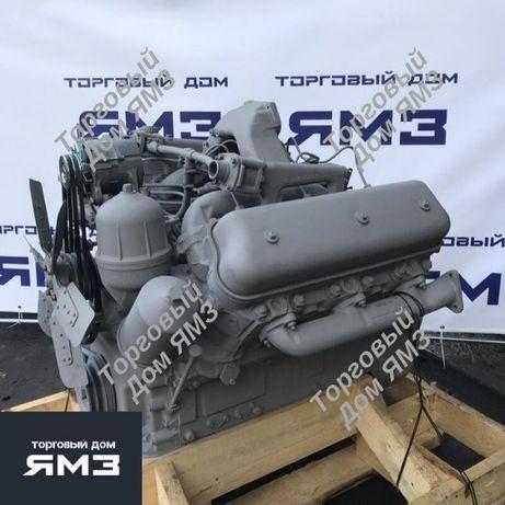 Двигатель ЯМЗ 236 М2-09