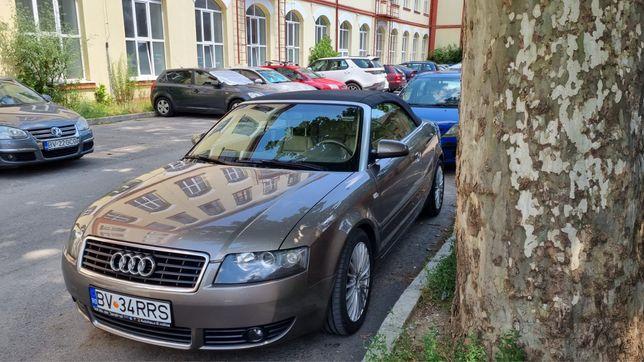 Audi A 4 Cabrio Proprietar