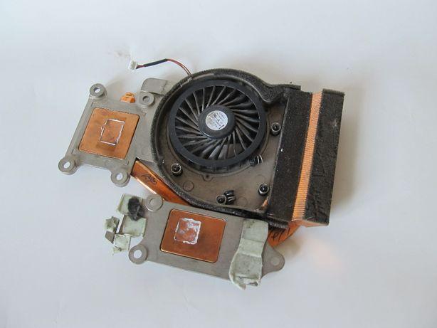 Система охлаждения ноутбука Lenovo Ideapad 570