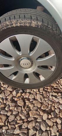 Джанти 5*112 с перфектни гуми