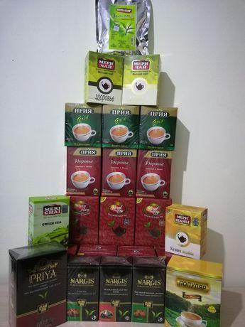 Чай натуральный из индии