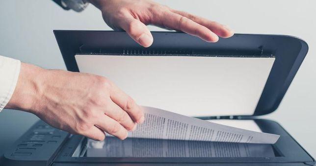 Сканирование ручное и скоростное автоматическое форматы до А4-А3