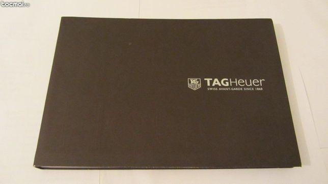 Catalog ceasuri TAG Heuer engleza 167 pagini