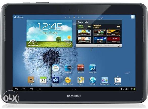 Продавам Samsung Galaxy Note 10.1 с WiFi и 3G като нов + калъф