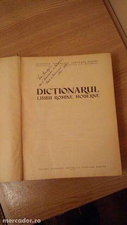 Dicţionarul limbii române moderne