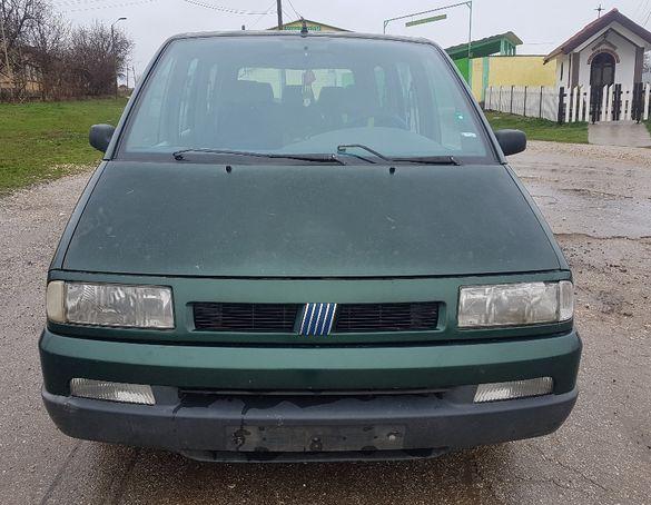 Fiat Ulysse 2.1 на части Фиат Улиси 2.1 на части