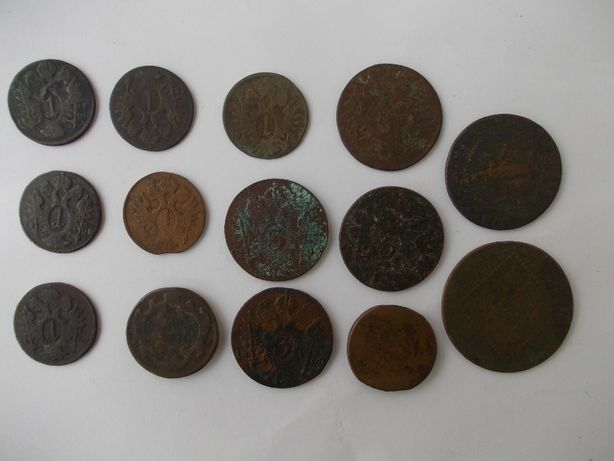 14 monede vechi Austria