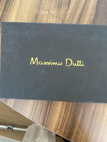 Продам ботиночки Massimo Dutti