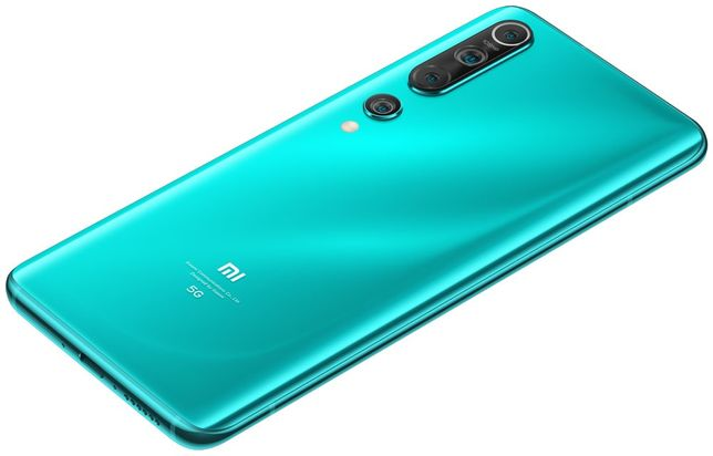 Xiaomi Mi 10 5G 8/256Gb Coral Green