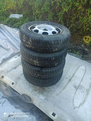Джанти с гуми от Поло