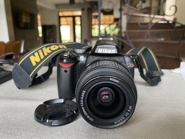 Aparat foto DSLR Nikon D60 profesional