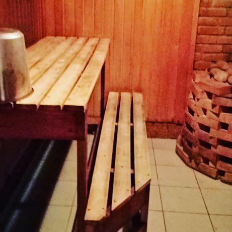 Баня Миша, на дровах