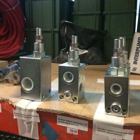 Supapa reglaj si maxima presiune hidraulica - Supape hidraulice