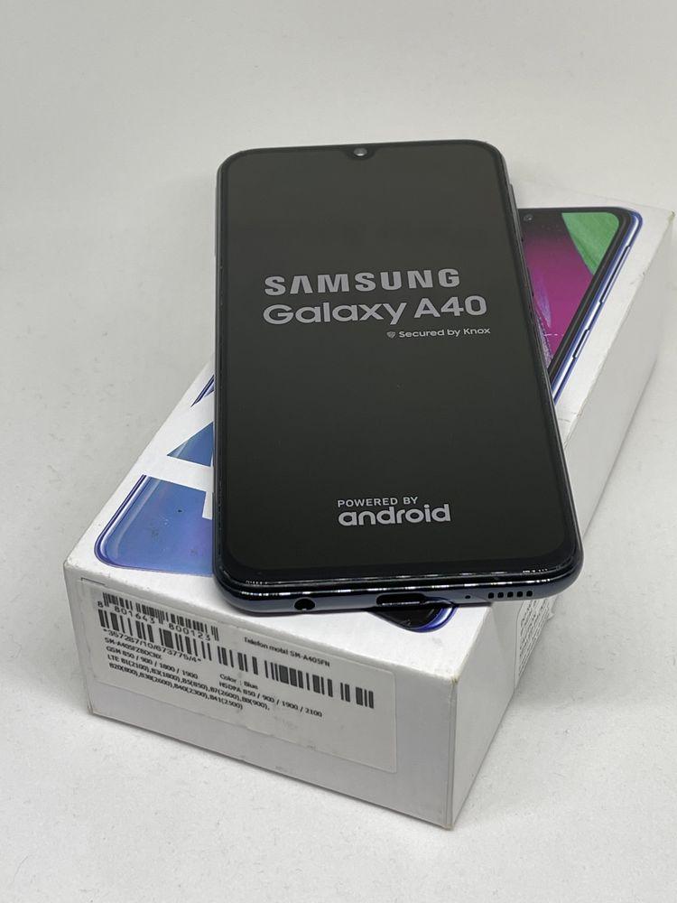 Samsung A40 I Black I Liber de retea I 64GB I Factura & Garantie
