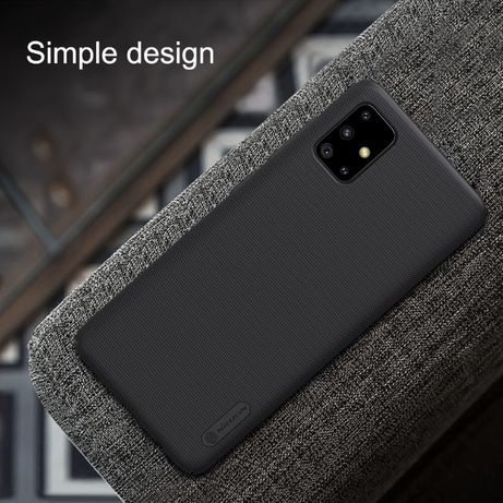 Твърд гръб Nillkin Frosted за Samsung Galaxy A51, Samsung Galaxy A41
