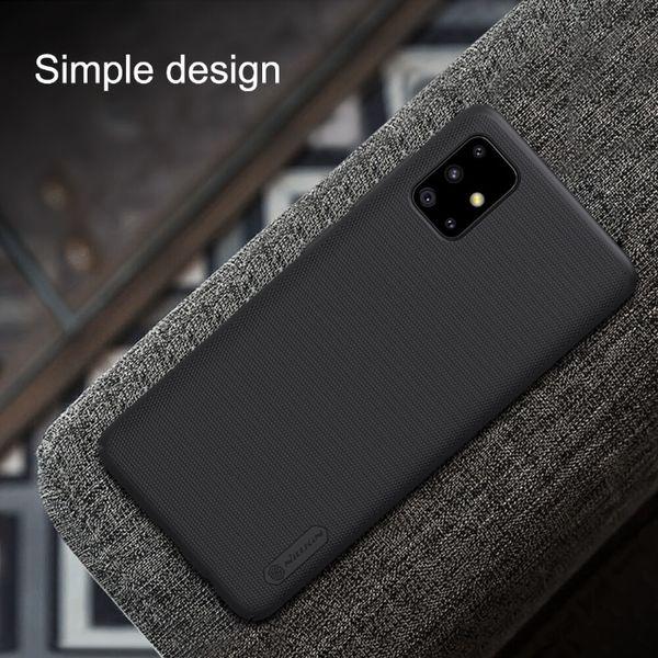 Твърд гръб Nillkin Frosted за Samsung Galaxy A51, Samsung Galaxy A41 гр. София - image 1