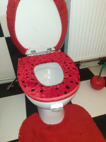 Husă pt colac toaletă/wc .Foarte groase, rezistente