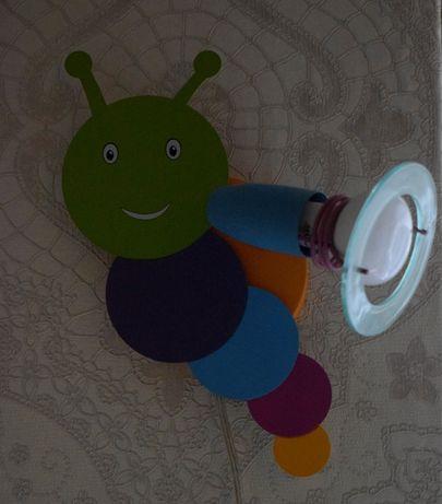 Нощна детска лампа