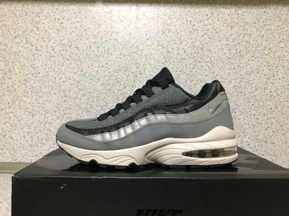 ОРИГИНАЛНИ *** Nike Air Max 95 Shield / White Grey Dark Grey