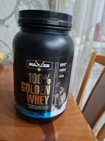 Протеин MAXLER Golden whey