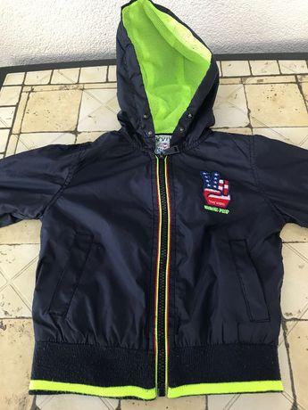 Продавам детско яке на EVVIVA-Италия за 18 месеца /размер 86-92/