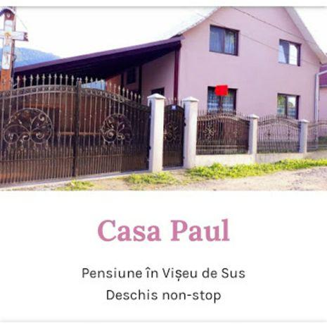 Pensiunea Casa Paul