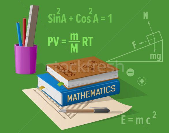 Meditez matematica si fizica pentru Bac.