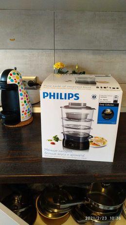 Aparat de gătit cu aburi Philips