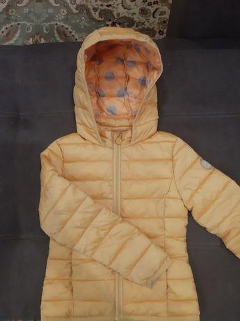 Куртка для осени на девочку