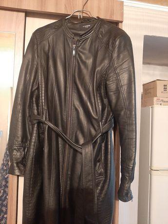 Кожаная куртка 50 размер