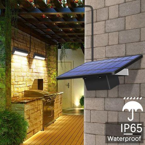 Соларна Лед лампа с превключвателел за вкл. и изкл. и дистанционно