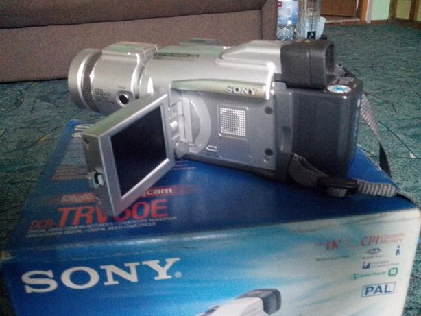 Camera video Sony-DCR-TRV60E