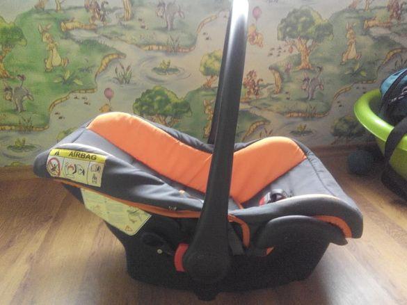 Столче за кола - кошница 0г. Baby Sportive-Полша