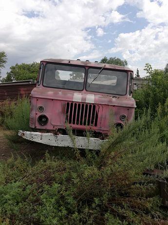 Продам кабину, раму, задний мост от Газ 66