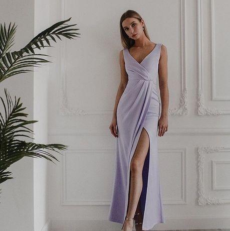 Платье вечернее Lichi (лавандовое)