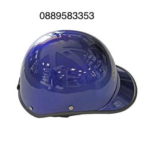 Каска за мотор  854 - синя 17.90 лв.
