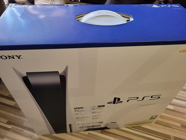 Playstation 5 sigilat + garantie 4 ani